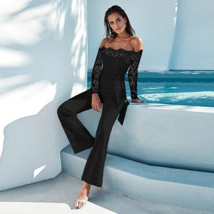 Erica Sexy Jumpsuit