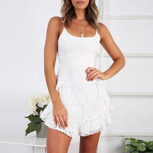 Laica Ruffles Summer Dress
