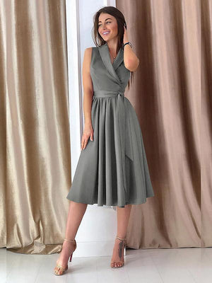 Vogue Casual Dress