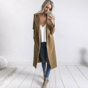 Trench Outwear Coat
