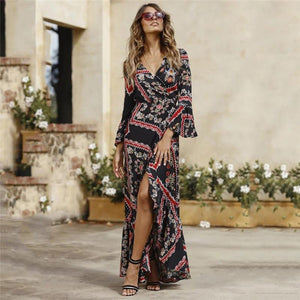 Stephania Ethnic Maxi