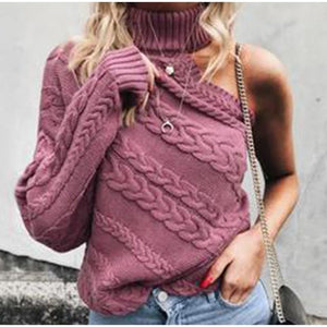 Wintersteen Knitted Top