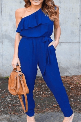Summer Casual Jumpsuit
