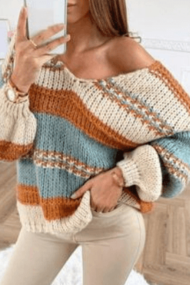 Kathleen Oversized Sweater