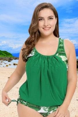 NIca Green leave One Piece