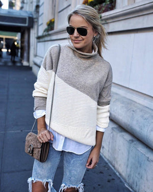 Nila Casual Knit Sweater
