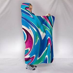 Lolilpop Hooded Blanket
