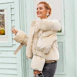 Creamy Cold Coat