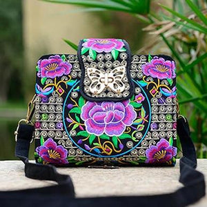 Indian Boho Shoulder Bag