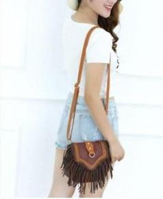 Gypsy Fringe Bohemian Bag