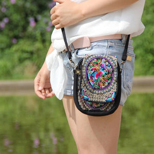Boho Ethnic Shoulder Bag