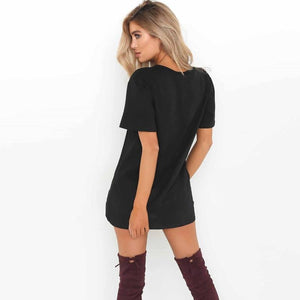Urban Allure Mini Dress