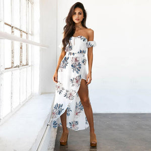 Sexy Off Shoulder Sundress