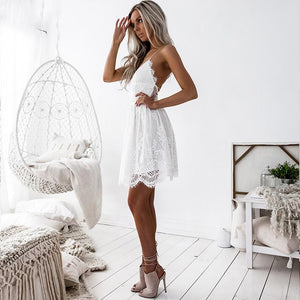 Lacey's Lace Sundress