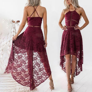 Kim - Lace Party Dress