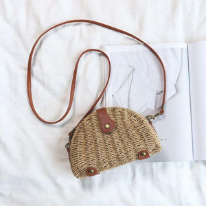 Beach Retro Purse Bag