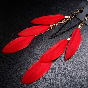Exotic Dangle Earrings