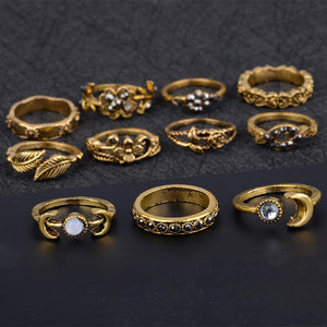 Elegant Rings Set