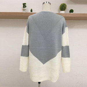 London Stitching Sweater