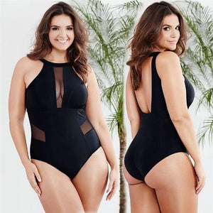 Hot Mesh One Piece