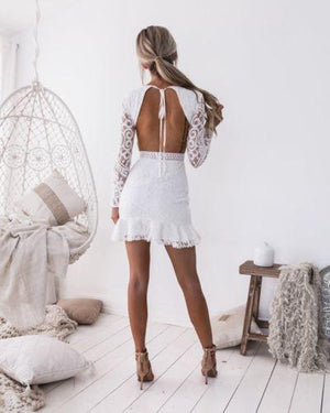 Lace Long Sleeve
