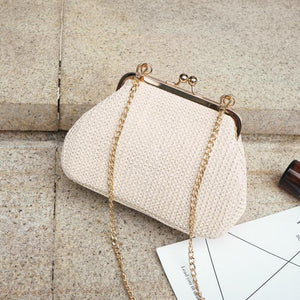 Mini Shell Beach Bag