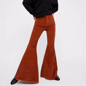 Autumn Groovy Trouser