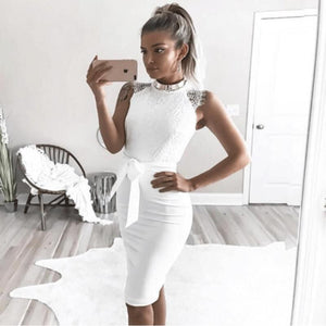 Mildred Bandage Sexy Dress