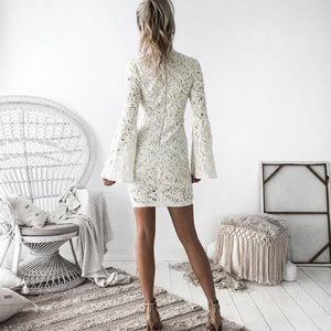 Lace Dress Crochet