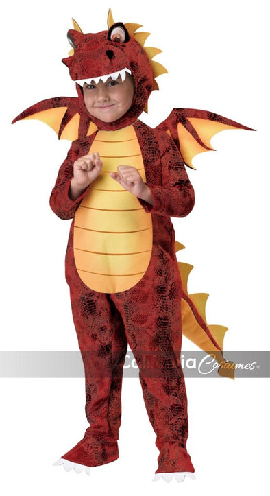 Fire Breathing Dragon Toddler