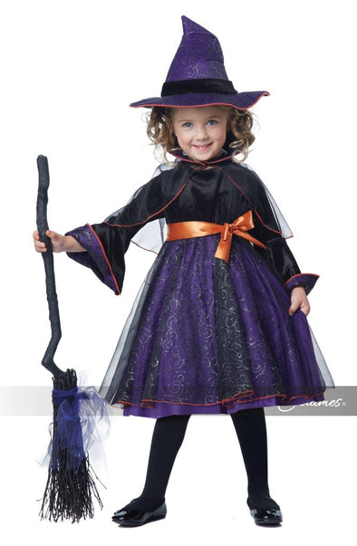 Hocus Pocus Toddler Witch