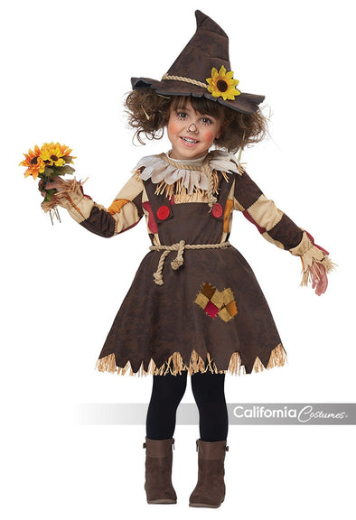 Pumpkin Patch Scarecrow Toddler