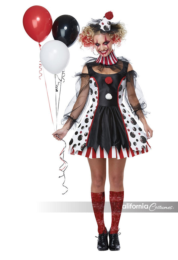 Twisted Clown Adult
