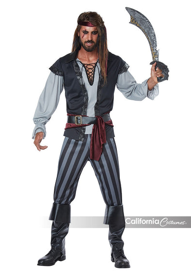 Scallywag Pirate Plus Size