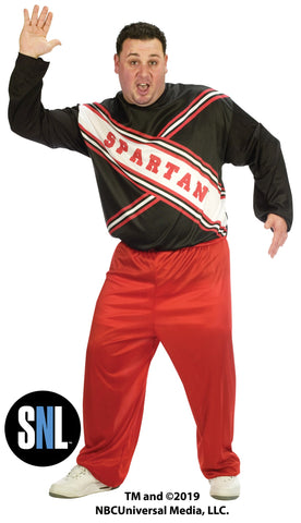Spartan Cheerleader Saturday Night Live Plus Size