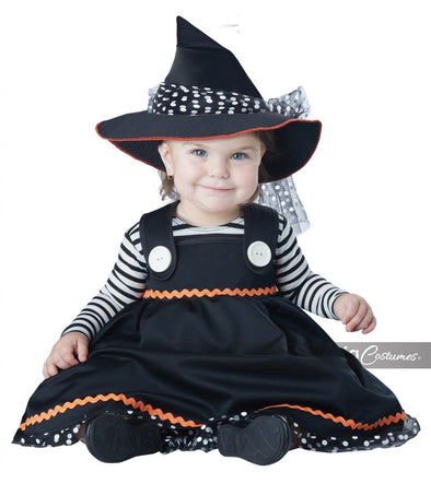 Crafty Lil' Witch