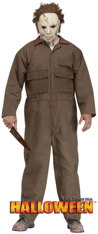 Michael Myers - Rob Zombie's Halloween Adult Costume