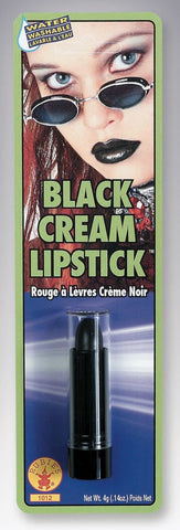 Black Cream Lipstick