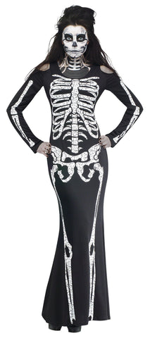 Skelelicious Adult Costume