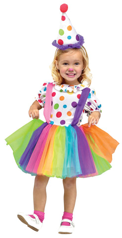 Big Top Fun Toddler/Child Costume
