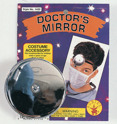 Doctor's Mirror Headpiece