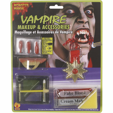 Vamp Monster Makeup
