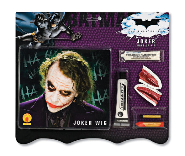 Joker Makeup Kit and Wig