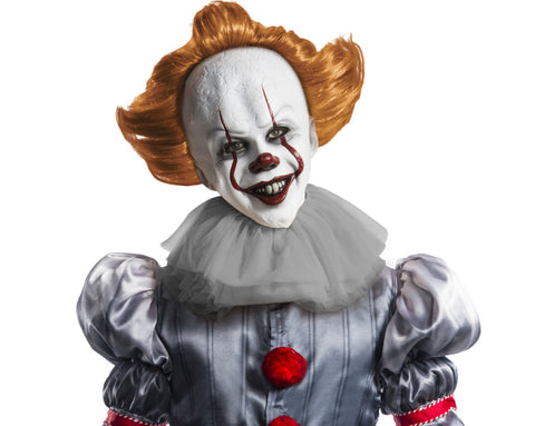 IT Chapter 2 Pennywise OverheadLatex Mask