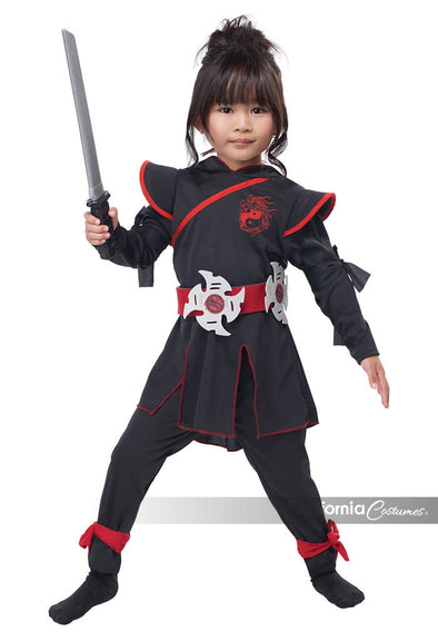 Lil' Ninja Girl Toddler