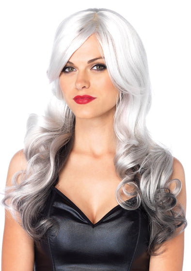 Allure Multi Color Wig Grey/Black