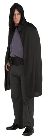 Hooded Cape 3/4 Length Costume