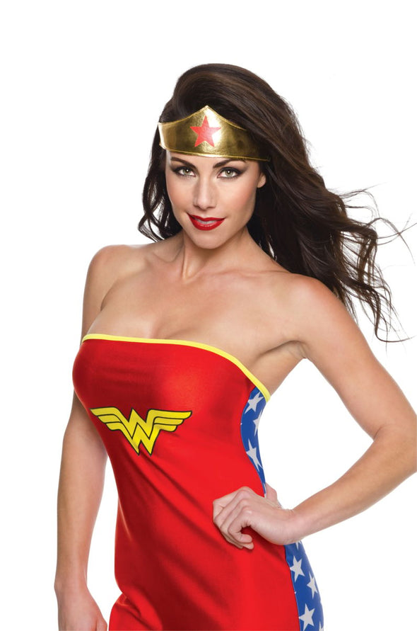 Wonder Woman Adult Tiara