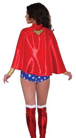 Wonder Woman Adult Cape