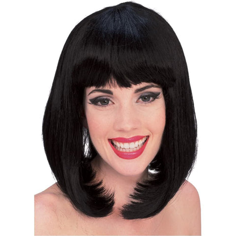 Peggy Sue Wig Black